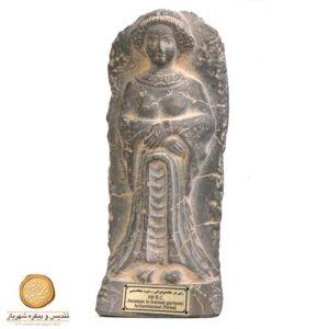مجسمه زنی در جامعه ایرانی