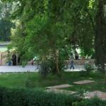 باغ کتیبه های طاق بستان کرمانشاه