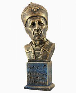 agha mohammad khan ghajar 244x300 - سردیس مشاهیر و مفاخر
