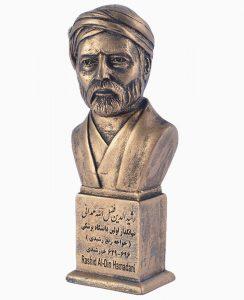 sheikh hamedani 244x300 - سردیس مشاهیر و مفاخر