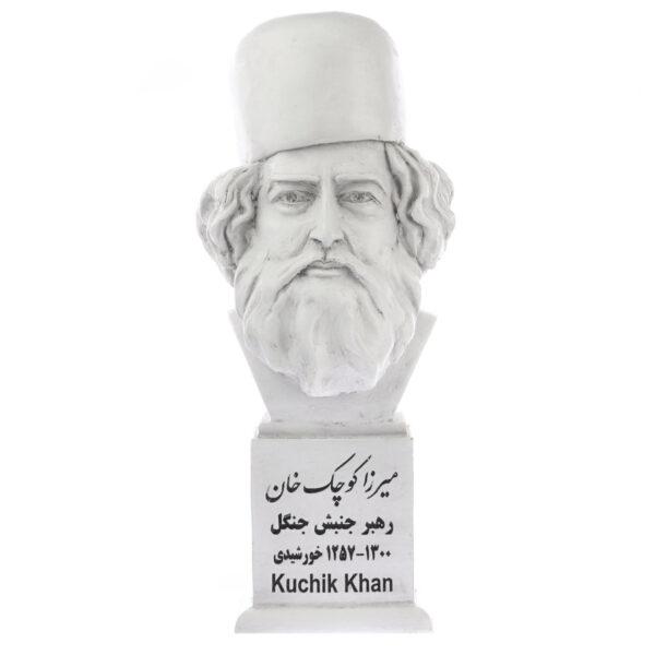 تندیس یادمان طرح میرزا کوچک خان جنگلی کد S166