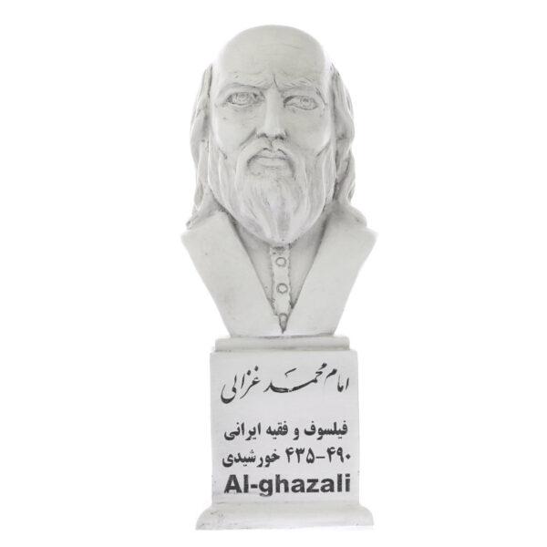 تندیس یادمان طرح امام محمد غزالی کد S178