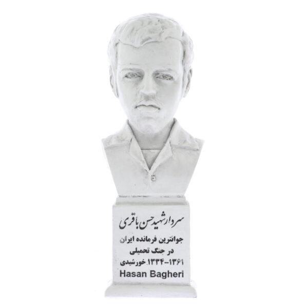 تندیس یادمان طرح سردار شهید حسن باقری کد S220