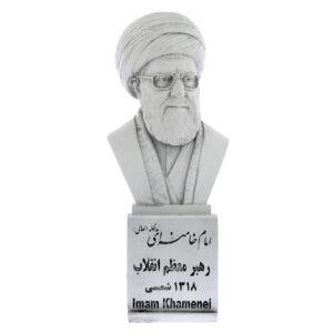 تندیس یادمان طرح آیت الله العظمی سید علی خامنهای کد S226