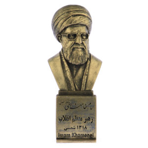 تندیس یادمان طرح آیت الله العظمی سید علی خامنهای کد S226-1