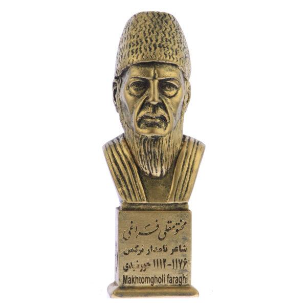 تندیس یادمان طرح مختوم قلی خان کد S239-1