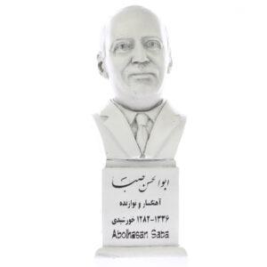 تندیس یادمان طرح ابوالحسن صبا کد S148